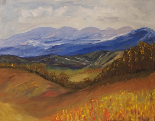 flowing-mountain-scene-oil-painting