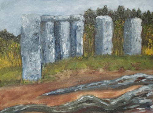 foamhenge-in-oil