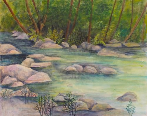 oil-painting-river-rocks-vera