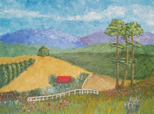 painting-field-diane