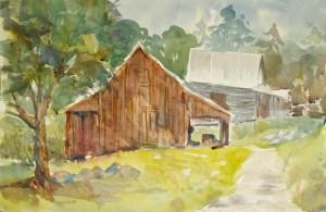 David's-barn